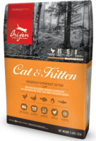 Orijen (Ориджен) Cat & Kitten биологический корм для всех пород кошек и котят 0.34 кг