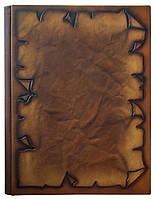 Папка адресная натуральная кожа Пергамент Foliant (EG375 x 97422)