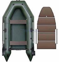 Kolibri Акция! Лодка надувная моторная Kolibri КМ-330D и фанерный пайол со стрингерами. В подарок любые аксессуары к лодке на сумму 3% от стоимости