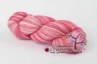 Пряжа Aade Long Kauni Artisric Yarn 8/2  Кауни Арстистик Ярн 8/2, розовый, цена за 100 грамм