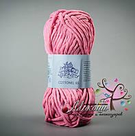 Пряжа Коттонель 65 Cottonel 65 Vivchari,  № 3010, розовый