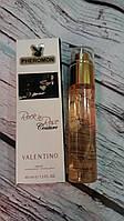 Женский мини-парфюм с феромонами 45 мл Valentino Rock`n`Rose Couture