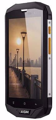 Смартфон AGM A8 SE IP68 2/16 Gb Quad-Core 3G, 4G