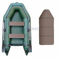 Kolibri Акция! Лодка надувная моторная Kolibri КМ-260 и слань-книжка. В подарок любые аксессуары к лодке на сумму 3% от стоимости Товара! При покупке