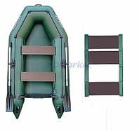 Kolibri Акция! Лодка надувная моторная Kolibri КМ-260 и слань-коврик. В подарок любые аксессуары к лодке на сумму 3% от стоимости Товара! При покупке