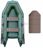 Kolibri Акция! Лодка надувная моторная Kolibri КМ-280 и слань-книжка. В подарок любые аксессуары к лодке на сумму 3% от стоимости Товара! При покупке