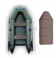 Kolibri Акция! Лодка надувная моторная Kolibri КМ-300 и слань-книжка. В подарок любые аксессуары к лодке на сумму 3% от стоимости Товара! При покупке