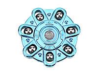 Спінер з кульками для обважнення Фокус  Синій