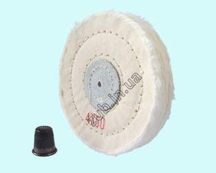 Круг муслиновый BW450SL белый 4*50