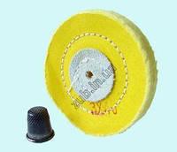 Круг муслиновый BY340SL желтый 3*40
