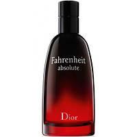 Оригинал Dior Fahrenheit Absolute 100 ml edt (Кристиан Диор Фаренгейт Абсолют)