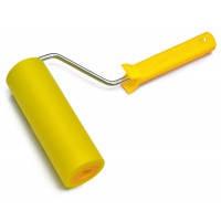 Валик прижимной резиновый с ручкой d 6мм ,150мм,Favorit 03-776