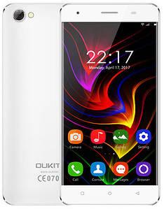 Смартфон ORIGINAL Oukitel C5 White (4Х1.3Ghz; 2Gb/16Gb)