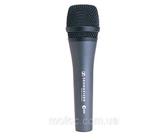 Микрофон Sennheiser E835, купить качественный микрофон Sennheiser в Украине