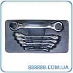 Набор ключей разрезных 6 - 24 мм в ложементе 6 пр. ACK-274007 Licota