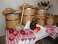 Кадки дубовые для солений и квашений