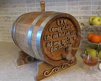 Бочки дубовые для алкогольных напитков