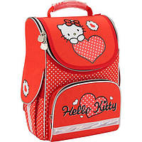 Рюкзак Kite школьный каркасный Ранец 501 Hello Kitty-1 HK17-501S-1