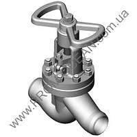 Клапан запорный сальниковый 999-20-0