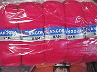 Пряжа для ручного вязания YarnArt Angora ram нитки 8041 малина