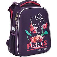 Рюкзак Kite школьный каркасный Ранец 531 Hello Kitty HK17-531M
