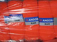 Пряжа для ручного вязания YarnArt Angora ram нитки 8273 оранж