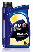 Масло моторное ELF Sporti 15w40 1l