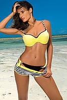 Модный купальник тройка с шортами Veronica от TM Marko Польша Цвет 3