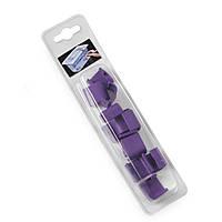 Клипса для гастроемкостей фиолетовая 12 шт. Hendi