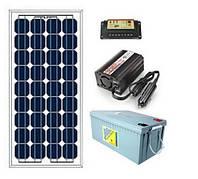 Солнечные электростанции автономного типа
