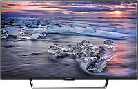Телевизор Sony KDL-49WE755 (MXR 400 Гц,Full HD,Smart, HDR, X-Reality PRO, TRILUMINOS, Dolby Digital 10Вт)