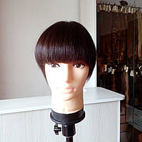 Накладка з волосся на потилицю при облисінні