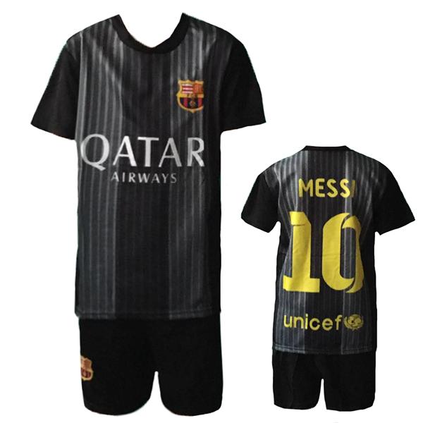 """Детская форма для футбола """"Барселона"""" Месси MC17"""