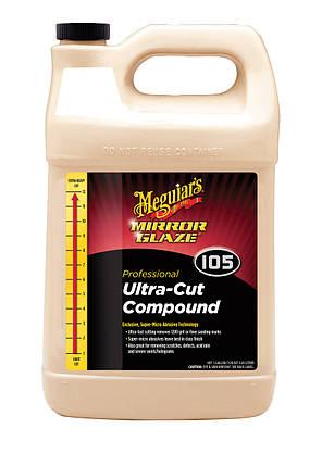 Полировальная паста ультра - Meguiar's Ultra-Cut Compound 3,79 л. (M10501), фото 2