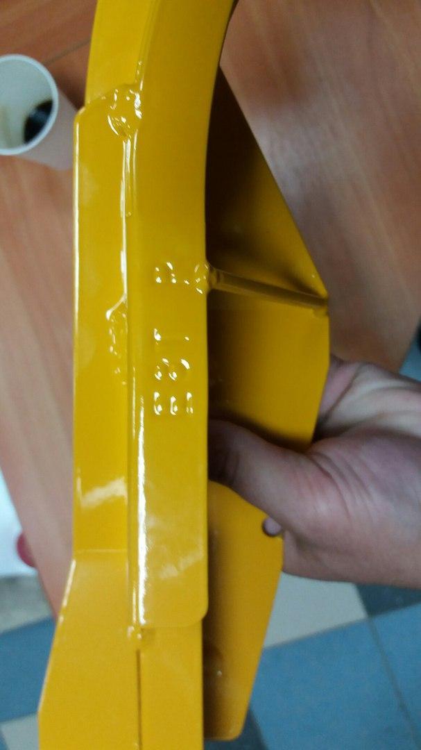 4650-36 Лопатка розкидача міндобрив E8-T36-42м