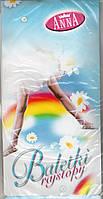 Колготки белые капрон Anna, Польша, рост 110 см. 0123