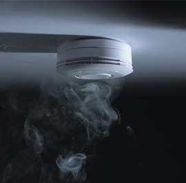 Датчики дыма и угарного газа