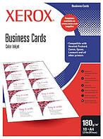 Бумага офисная А4 Xerox Business Cards 180г/м2 10 листов