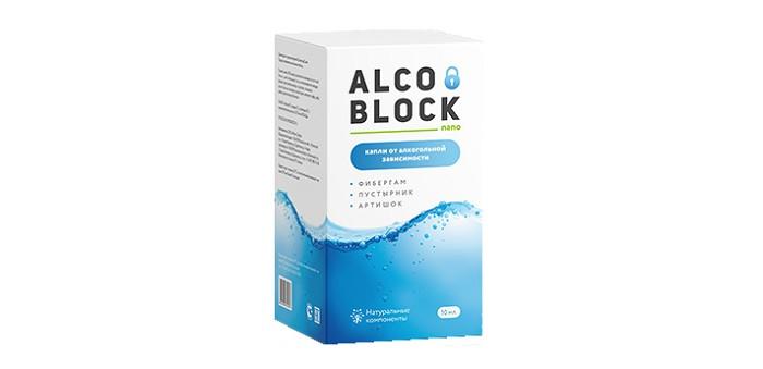 Alco Block nano (Алко Блок нано) - краплі від алкогольної залежності. Ціна виробника.