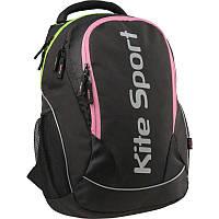 Рюкзак Kite 816 Sport 1 K15-816-1L школьный детский ортопедическая спинка 2 отдела 46см х 33см х 15см