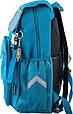 Подростковый рюкзак OX 283 OXFORD, 554110 бирюзовый 16 л, фото 2