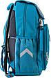Подростковый рюкзак OX 283 OXFORD, 554110 бирюзовый 16 л, фото 3