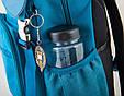 Подростковый рюкзак OX 283 OXFORD, 554110 бирюзовый 16 л, фото 7