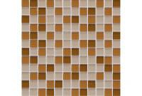 Мозаика СM mix01 стекло прозрачное 2,5*2,5
