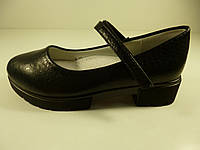 Школьные туфли для девочки Kimbo-o Размер: 34,35,37