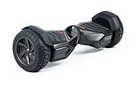 Гироборд GTF Jetroll Cross Country 9 edition Black Mat