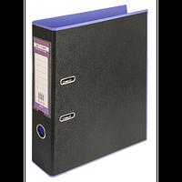 Сегрегатор А4 50мм Buromax Style фиолетовый/черный, BM.3006-07c