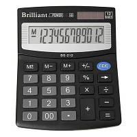 Калькулятор BRILLIANT BS-212  ( 100 x 125 x 15 мм )