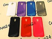 Силиконовый чехол Duotone для HTC Desire 700 (7 цветов)