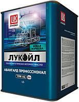 Синтетическое моторное масло Лукойл Авангард Профессионал М5 SAE 10W-40 18л